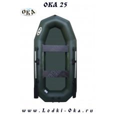 Лодка Ока 25