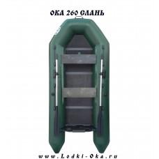 Лодка Ока 260 Слань