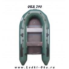 Лодка Ока 290