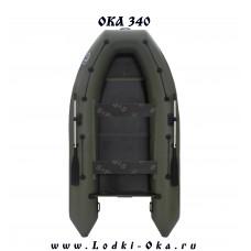 Лодка Ока 340