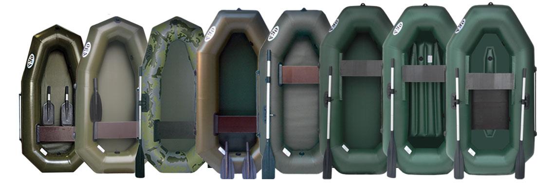 Гребные Лодки ОКА